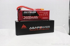 Sell Helicopter 7.4v 25c lipo battery