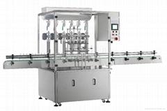 新碩達 自動定量液體充填機 NFP-565