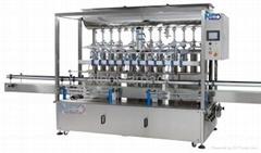 新碩達 自動高速液體充填機 FP 4100