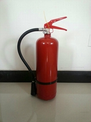 6kg CE dry powder fire extinguisher