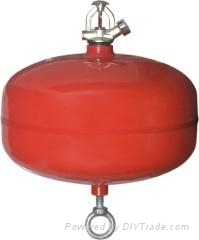 6kg hanging fire extinguisher