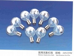 Medical shadowless bulb