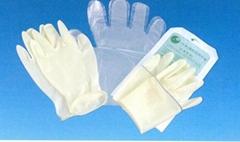 一次性橡膠檢查手套