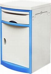 medical bed side cabinet  (detachable)