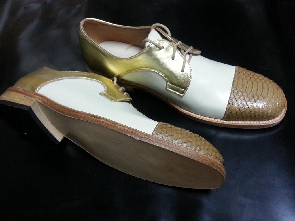 手工订制男鞋 2