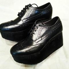 訂造鞋真皮