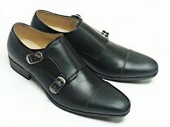 精製商務男鞋