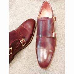Crafted man shoes