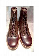 手工訂造男裝靴