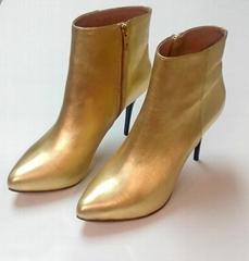 手工訂造女裝靴
