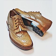 固特升订造鞋男装