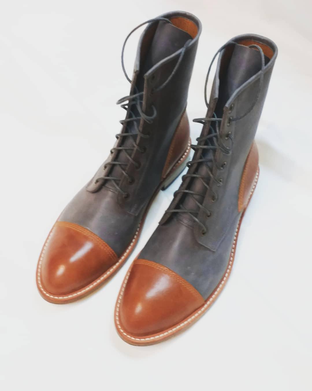 手工固特升订制靴 1