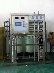 蘇州水處理設備/去離子水設備/電鍍反滲透純水設備