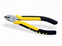 Diagonal Cutting Pliers Paer Nickel