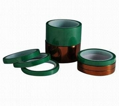 Polyimide Tape High-dielectric Strength with Silicone Adhesive