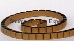Semi-adhesive Tapes for Metalized Capacitor
