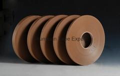 Masking tape for capacitor