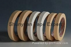 High temprature masking tape