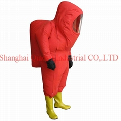 Chemical suit heavy duty