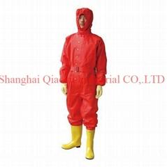 Chemical suit light duty