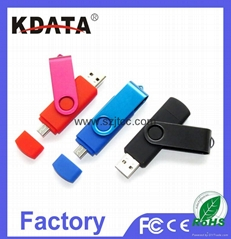 OTG USB Flash Drive 64GB