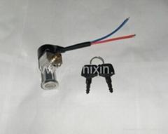 电动自行车电池盒锁锂电池锁