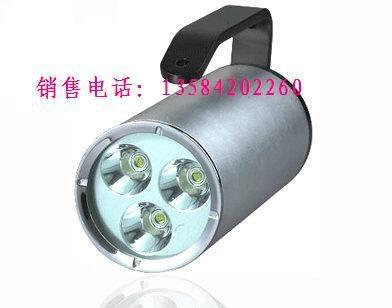 BW7101手提式防爆探照燈  1
