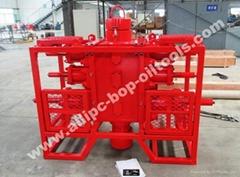Hydraulic Triple Ram Wireline BOP