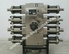 Hydraulic Quad Ram BOP