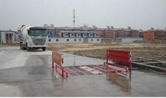 襄州工地渣土车洗轮机