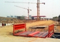 荆州江陵渣土车洗轮机