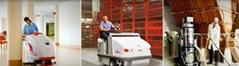 商场超市地下停车场保洁洗地机Simpla50