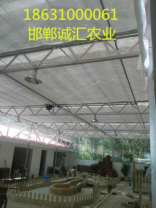 智能阳光板温室大棚 2