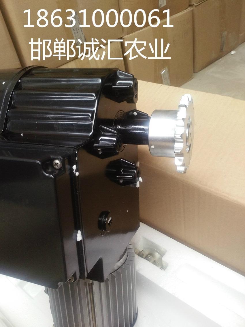 温室遮阳系统拉幕电机 2