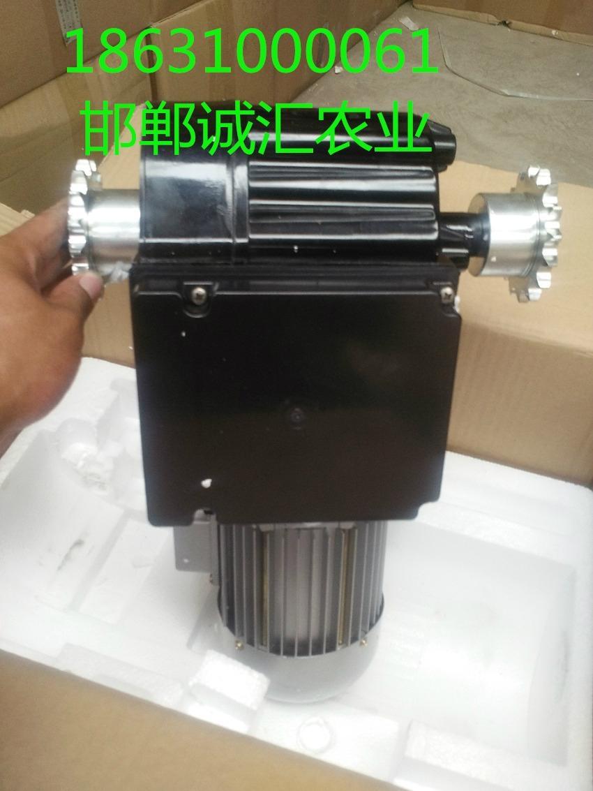 温室遮阳系统拉幕电机 4