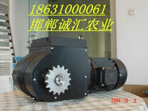 温室遮阳系统拉幕电机 5