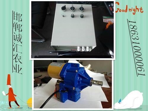 薄膜大棚放風卷膜器廠家批發 1