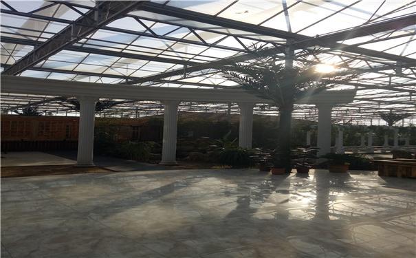 玻璃溫室 5