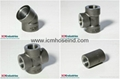 A105 Forged carbon steel pipe fittings 1