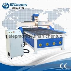 Hot sale stepmores 3d wood cnc router machine 1325