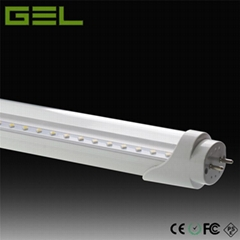 Warm White T8 LED Tube Light 120CM 1800~2000LM 6000~6500K Isolated LED Driver CE