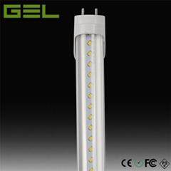 UL cUL DLC LED Tube Light T8 60CM 9-10W PF>0.9 100-120LM/W Ra>80 6000~6500K
