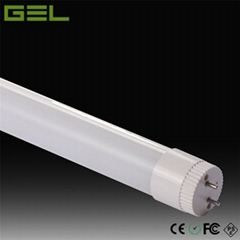 2015 New T8 LED Fluorescent Tube Light 18W 1200MM 2000LM Ra>80 Epistar LED Chip
