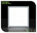 Ceiling Mounted Flat LED Panel Light