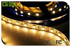 High Bright Ra>80 DC12V SMD2835 Flexible LED Strip Light 60LED/M 5M/Reel ≤60W