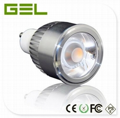 4W RGB+W/WW 2.4GHZ Wireless Smart Control GU10 LED Spotlight Support iSO/Android (Hot Product - 1*)