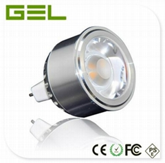 4W RGB+W/WW 2.4GHZ Wireless Smart Control MR16 LED Spotlight Support iSO/Android