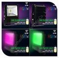 2.4G Remote Control LED Flood Light, RGBW LED Flood Light, WiFi LED Flood Lights 10