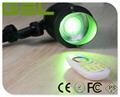 9W RGB+WW Multi-color Change 2.4G Wireless Controlled LED Garden Lawn Light IP65 1