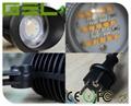 9W RGB+WW Multi-color Change 2.4G Wireless Controlled LED Garden Lawn Light IP65 6